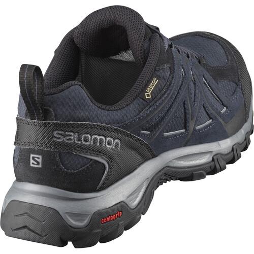 Salomon Evasion 2 GTX - Chaussures Homme - bleu sur campz.fr !